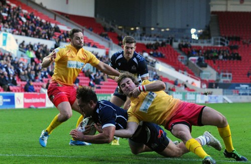 VIDEO: Bristol Rugby vs Scarlets