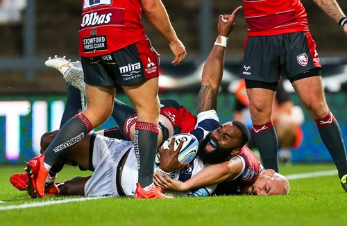 Report: Gloucester Rugby 24-33 Bristol Bears