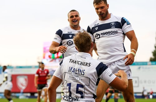 Gallery: Gloucester Rugby 24-33 Bristol Bears