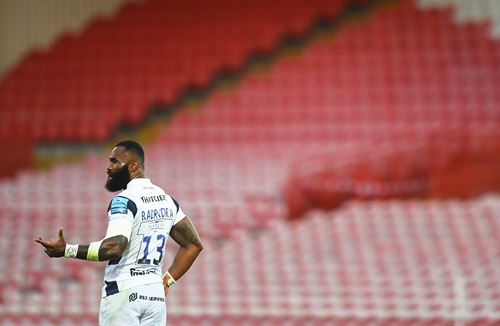 Stat attack: Gloucester Rugby 24-33 Bristol Bears