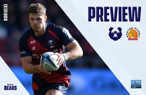 Preview: Exeter Chiefs (h) - Gallagher Premiership