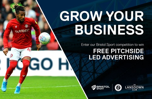 Win a minute of pitchside LED advertising