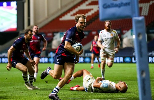 Gallery: Bristol Bears 22-25 Exeter Chiefs