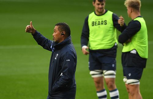 Lam disappointed as Bears let it slip