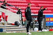 Holden tests his squad against Swindon