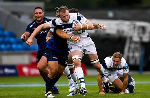 Video: Sale Sharks 40-7 Bristol Bears