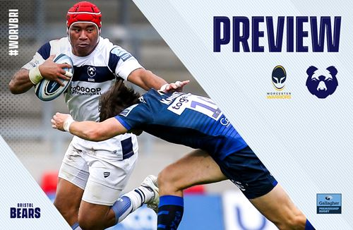 Preview: Worcester Warriors (a) - Gallagher Premiership