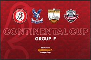 City Women Continental Cup fixtures confirmed