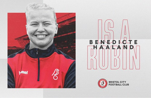 Haaland signs for City Women
