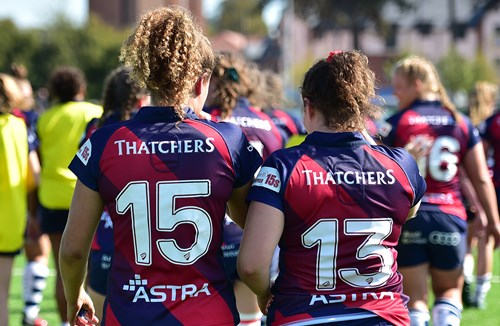 Thatchers Cider renew partnership with Bristol Sport's women's teams