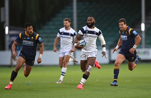 Stat attack: Worcester Warriors 13-36 Bristol Bears