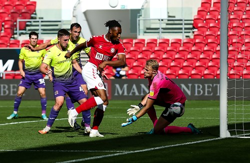 Report: Bristol City 2-0 Exeter City