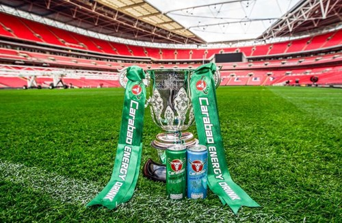 Carabao Cup Round Two and Three ties confirmed