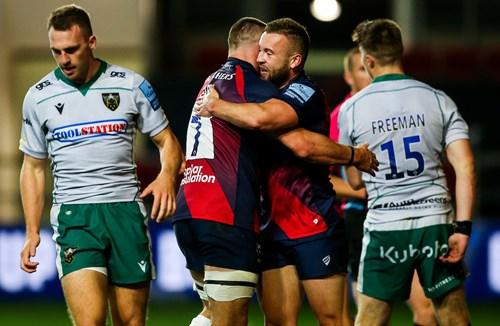 Gallery: Bristol Bears 47-10 Northampton Saints