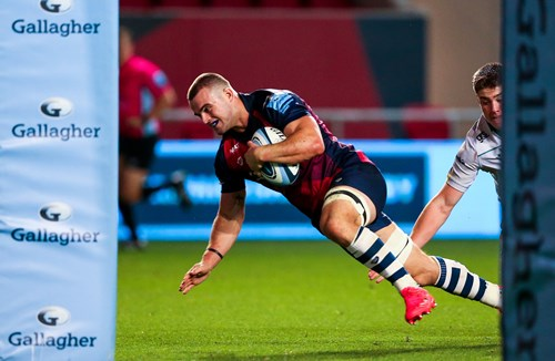 Stat attack: Bristol Bears 47-10 Northampton Saints