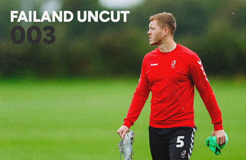 WATCH: New signings in training | Failand Uncut 003