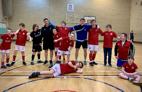 Bristol City Down Syndrome FC set to return to action