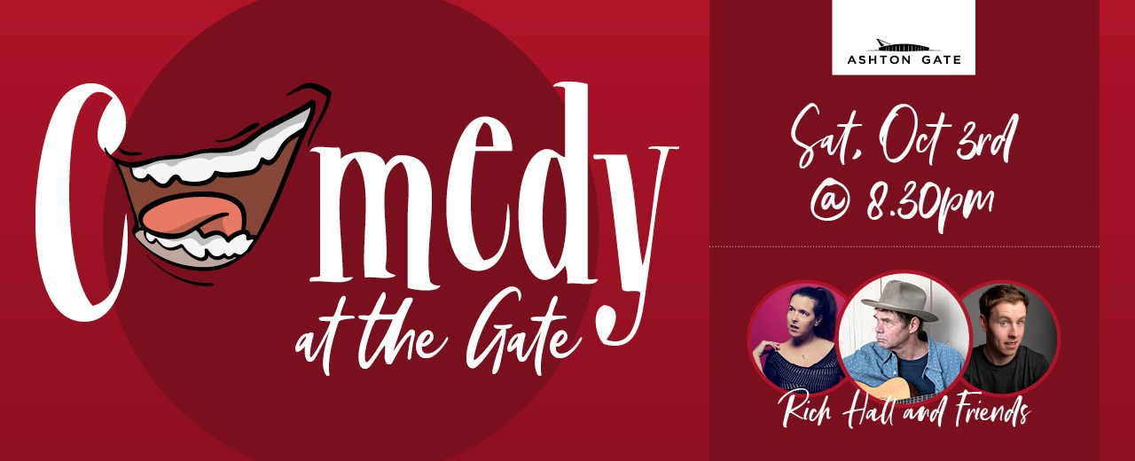 Comedy at the Gate