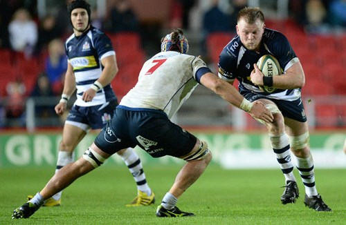 VIDEO: Bristol Rugby vs London Scottish