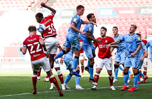 Report: Bristol City 2-1 Coventry City