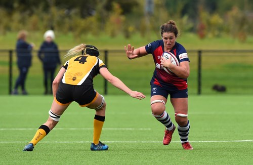 Eleven Bears Women selected for Wales