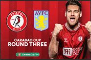 Watch City against Villa on Carabao Cup Live