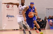 Report: Bristol Flyers 70-83 Worcester Wolves