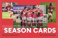City Women 2020/21 Season Cards on sale