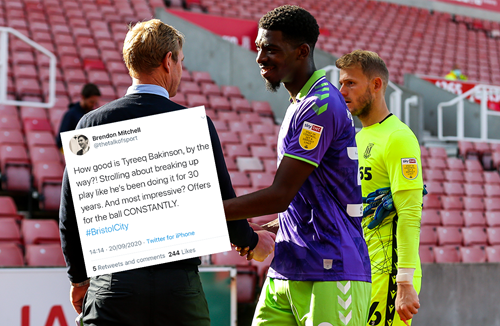 Social Media Round-up: City win first away trip!