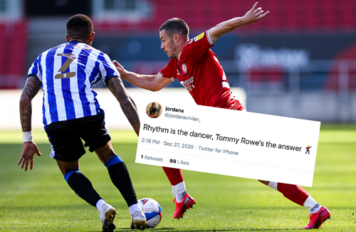 Social Media Round-up: Robins keep up 100% league record