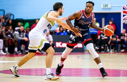 Mayindombe extends stay with Bristol Flyers