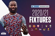 2020/21 Gallagher Premiership fixtures announced