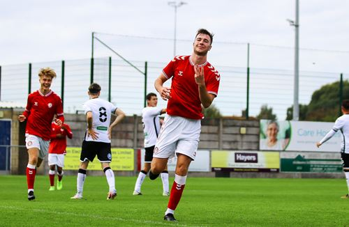 Stockport County loan for Britton