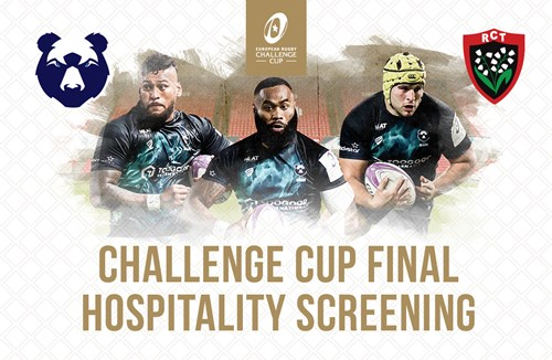 Challenge Cup final hospitality at Ashton Gate