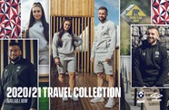 Bears launch Umbro Travel Wear range