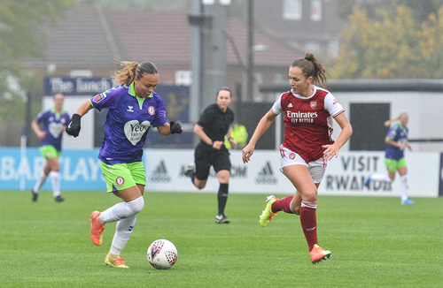 Watch | Brave City Women performance ends in defeat against Arsenal