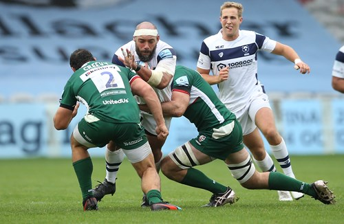 Stat attack: London Irish 7-36 Bristol Bears