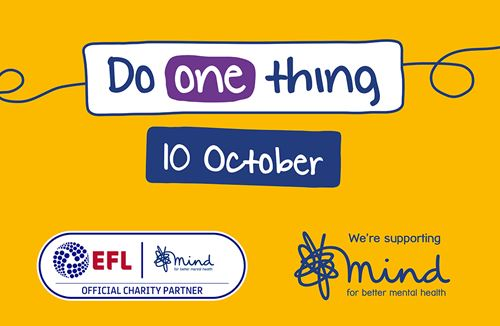 City support World Mental Health Day