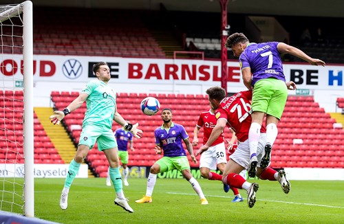 Report: Barnsley 2-2 Bristol City