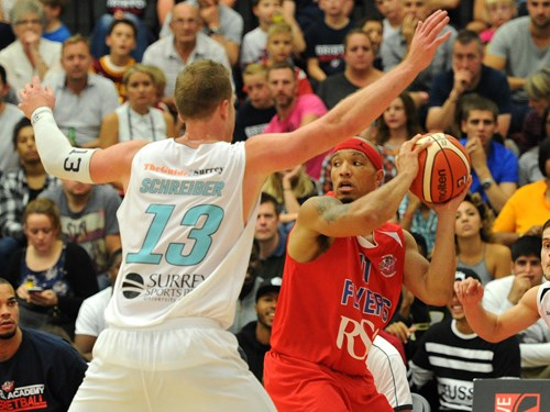 Report: Surrey Scorchers 89-81 Bristol Flyers