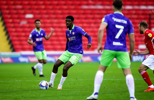 Gallery: Robins remain unbeaten after Oakwell trip