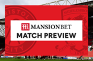 MansionBet Match Preview: Middlesbrough (H)