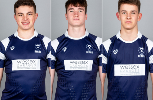 Three Bears named in England U18 for training camps