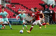 Report: Bristol City 1-1 Swansea City