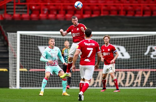 Highlights: Bristol City 1-1 Swansea City