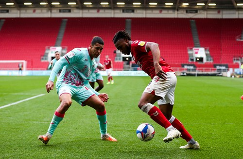 Gallery: Robins secure point from Swansea City visit