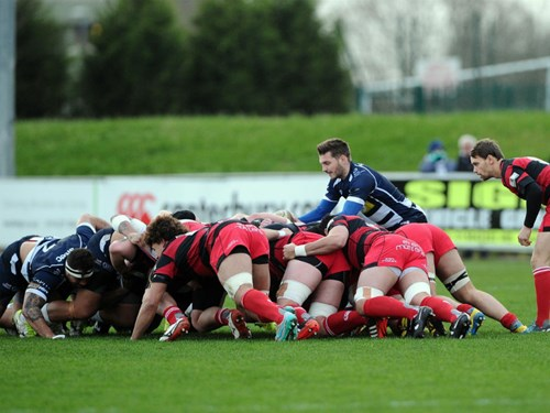 GALLERY: Moseley vs Bristol Rugby