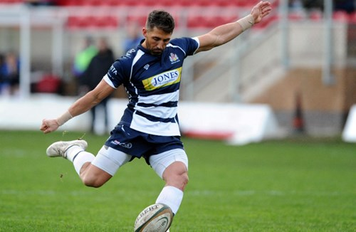 REPORT: Moseley 28-39 Bristol Rugby