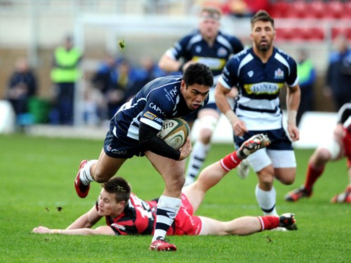 VIDEO: Moseley vs Bristol Rugby