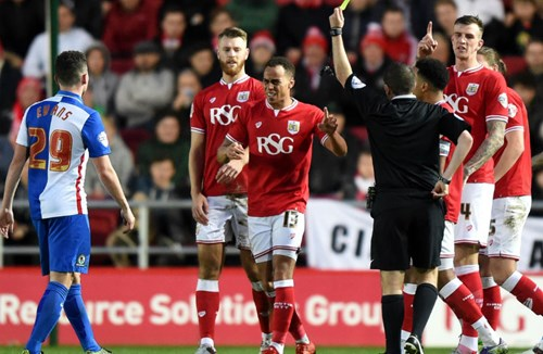 Report: Bristol City 0-2 Blackburn Rovers
